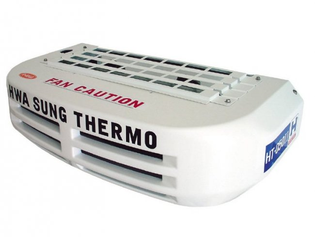 Hwasung Thermo рефрижераторы